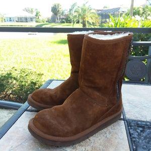 UGGS Australian Luxury Suede Boots